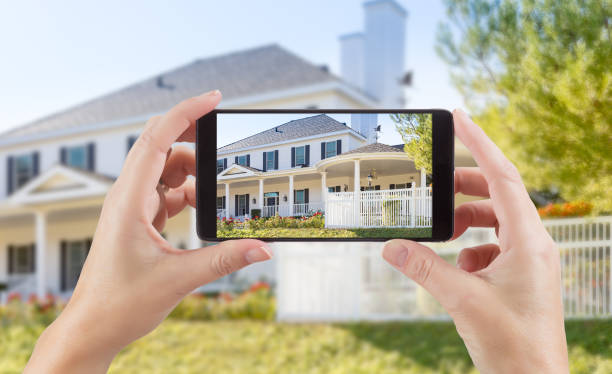 TAKING PHOTOS OF YOUR PROPERTY